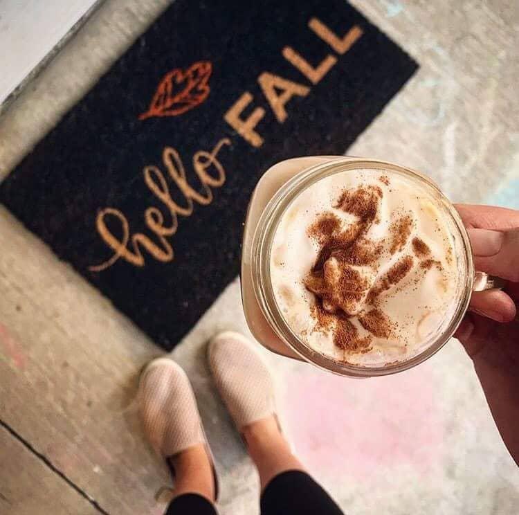 pumpkin spised latte bundeva mlijeko