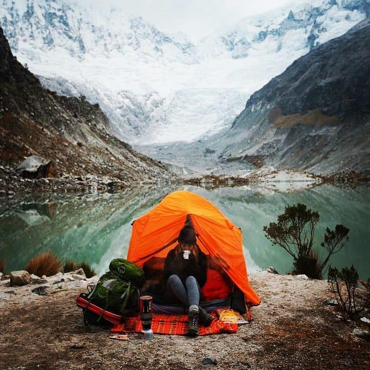 planianri kamp kampovanje spavanje u kampu