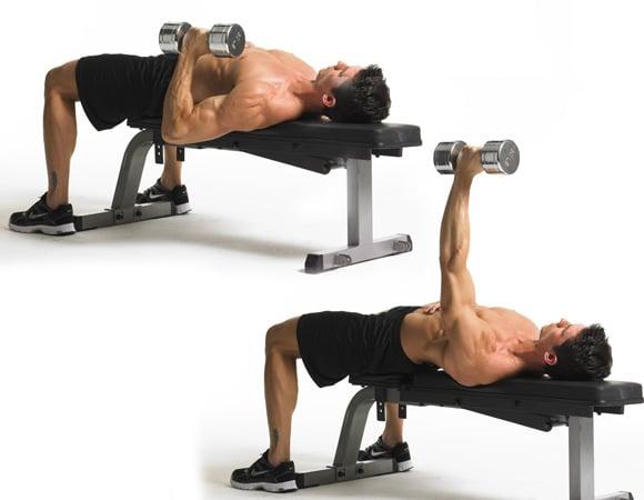 vježba za leđa