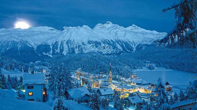 švajsarskih skijališta