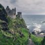 magiju irske irska dvorac priroda avantura
