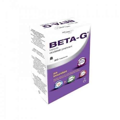 beta g imuno imunitet