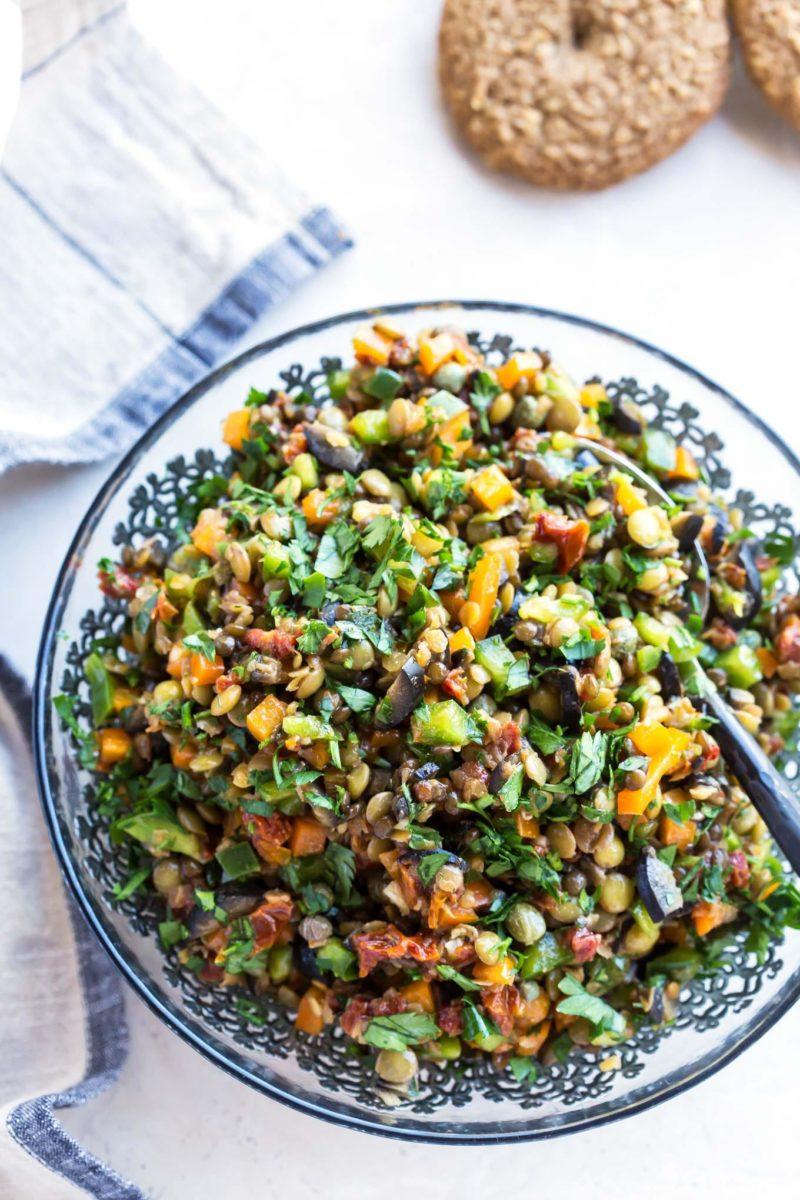 bezglutenska salata