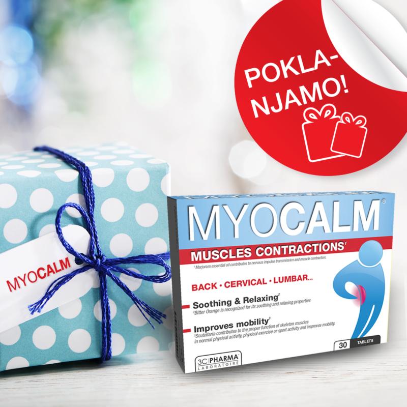 Myocalm-poklon reklama