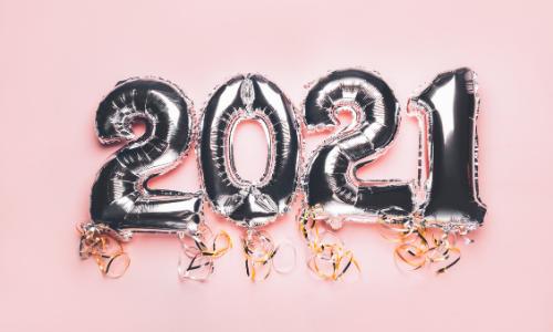 baloni nova godina 2021